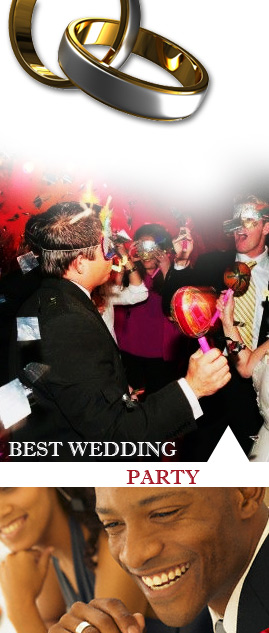 DJ Wedding Services - the only wedding directory you need to find you DJ wedding information